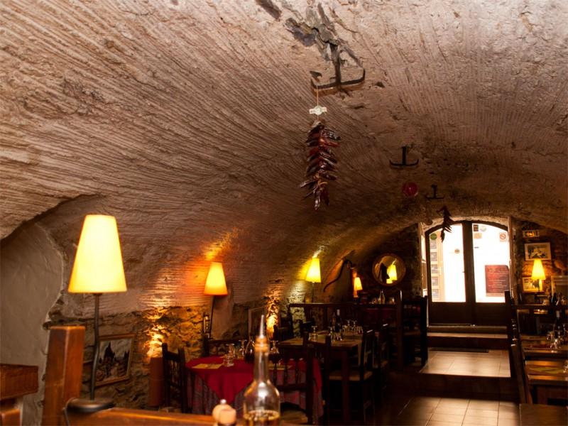 Le restaurant La Vieille Cave
